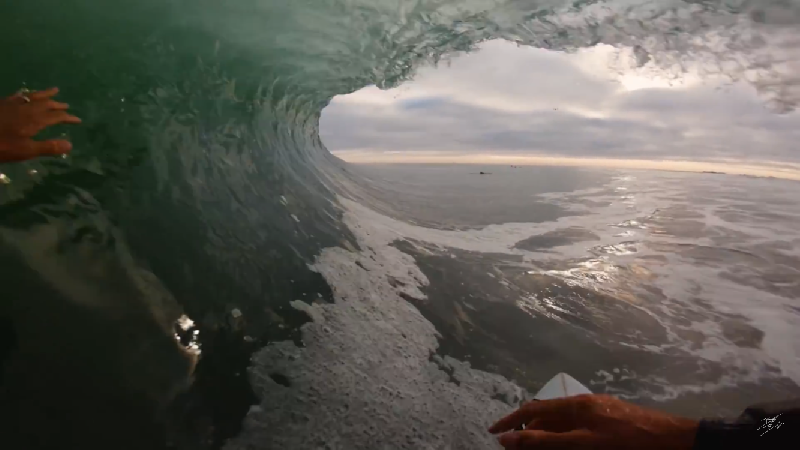Skeleton Bay : en immersion avec Brett Barley - Surf Session